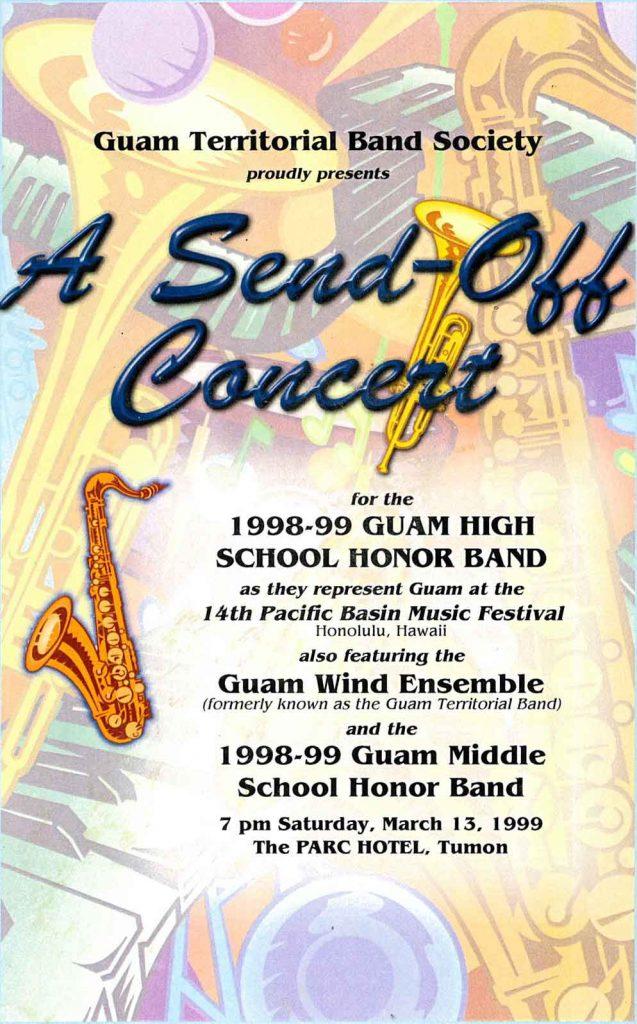 1999-03-13-GHSHB---A-Send-Off-Concert