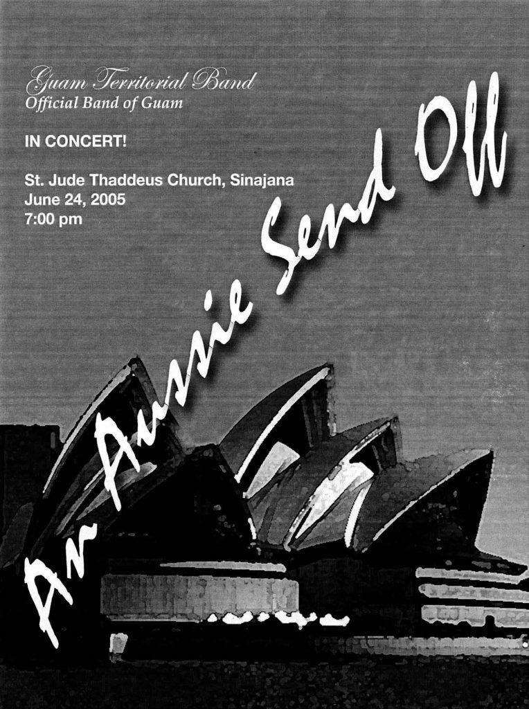 2005-06-24-GTB---An-Aussie-Send-Off