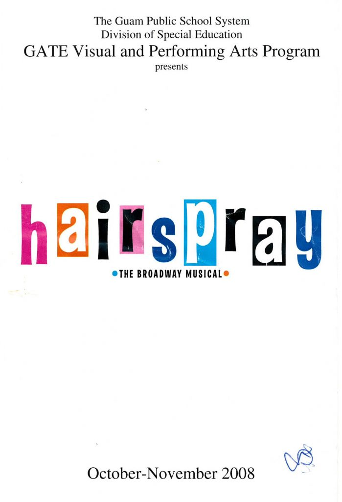 2008-10-29-GATE-Theatre---Hairspray